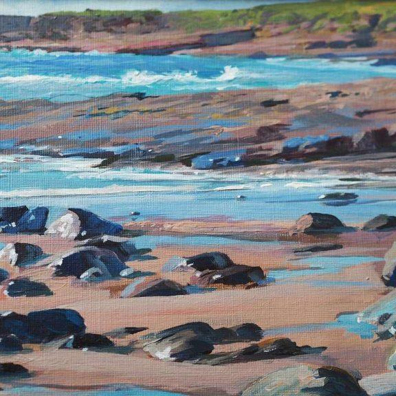 Receding Tide Spanish Point - Vincent Killowry