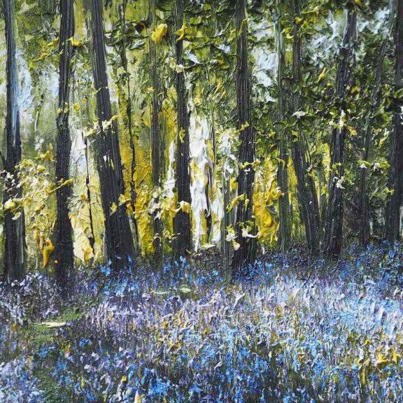 Bluebell Lights - Mark Eldred