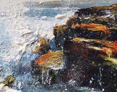 Coast of Inis Mor - Mark Eldred