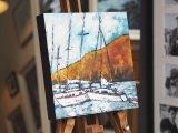 Boats - Eadaoin Harding Kemp