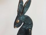 Standing Hare (looking backwards) small - Seamus Connolly