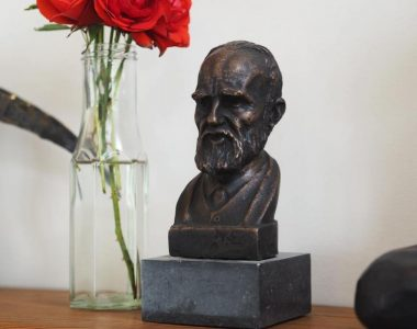 Oscar Wilde Miniature Bust - James Connolly