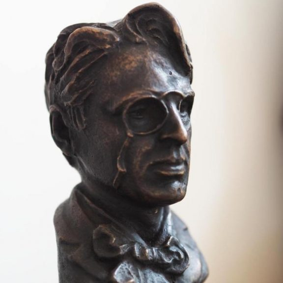 William Butler Yeats Miniature Bust - James Connolly