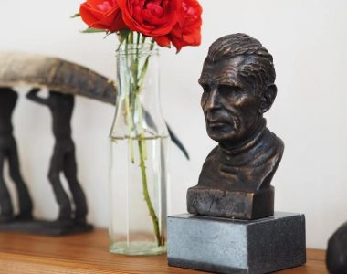 Samuel Beckett Miniature Bust - James Connolly