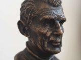 Samuel Beckett Miniature Bust