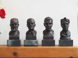James Connolly Bronze busts