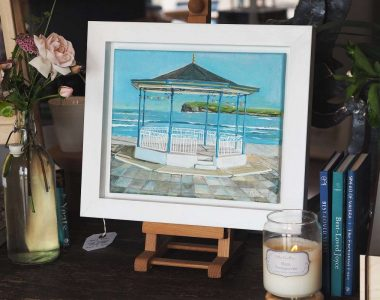 Bandstand (Georges Head) - Ruth Wood