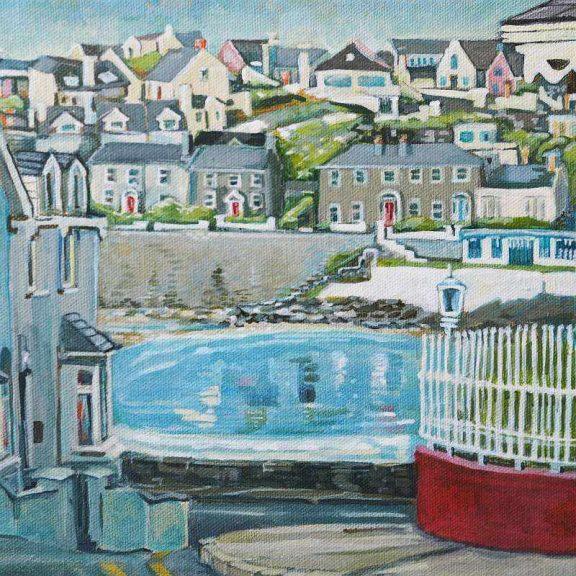 Jimmy's Hill Kilkee - Ruth Wood