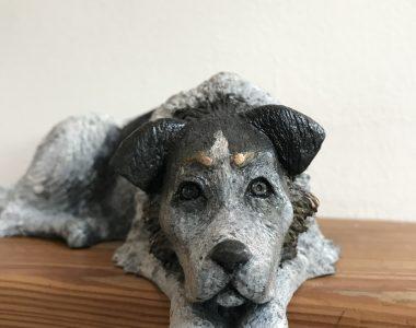Bronze Dog Adil Vezir Kilbaha Gallery