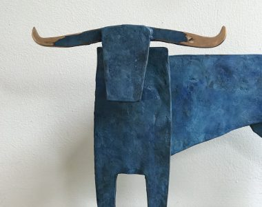 Seamus Connolly Bronze Bull