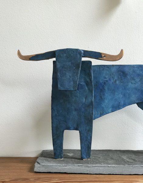 Seamus Connolly Bronze Bull