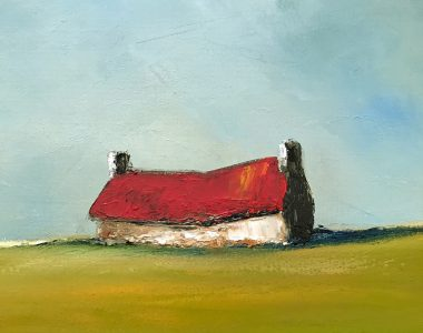 Irish art Padraig McCaul for Kilbaha Gallery