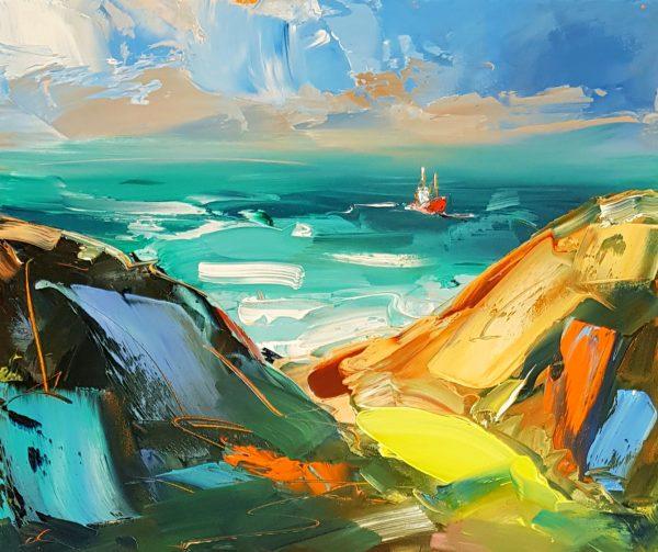 Kilbahagallery.com David Coyne Original Art Oils
