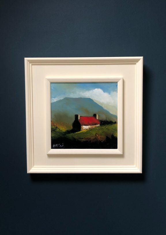 Achill Cottage by Padraig McCaul