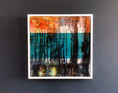 Convergence I - by Gillian Murphy for Kilbaha Gallery