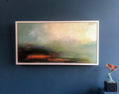 Civil Dusk by Gillian Murphy for Kilbaha Gallery