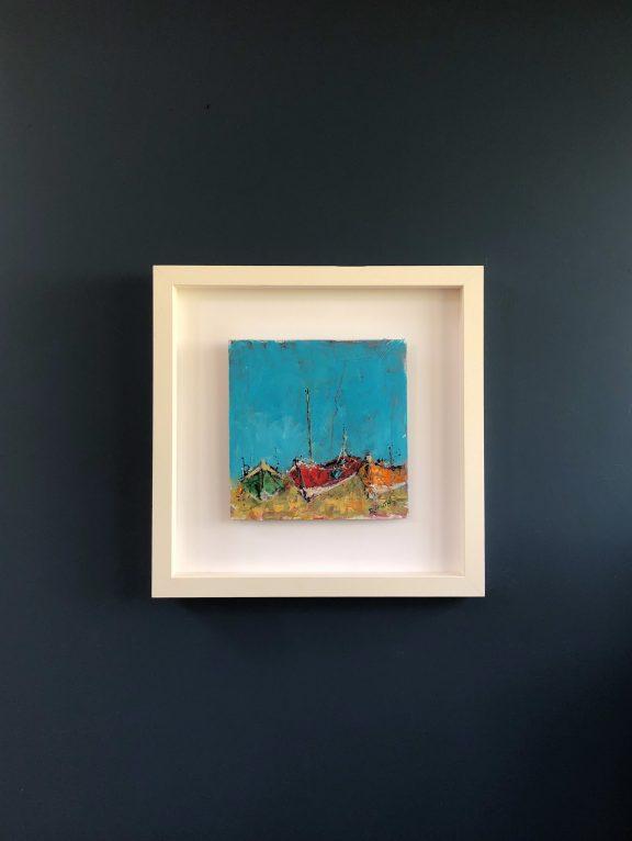 Boats by Danny V Smith