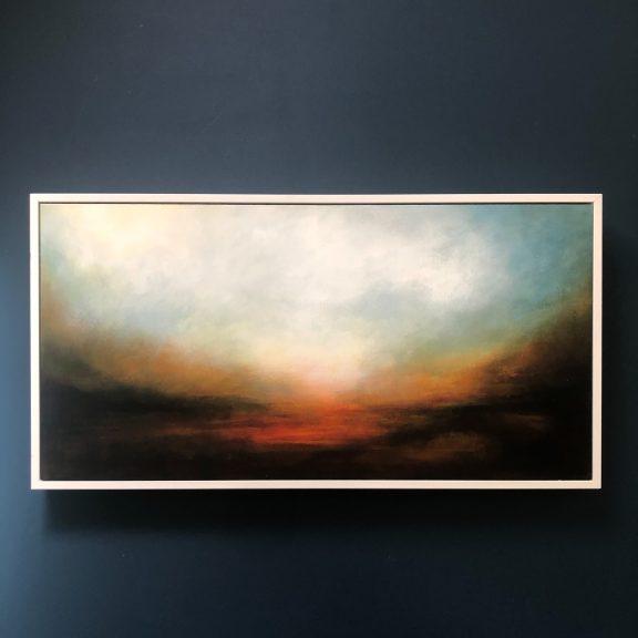 The Golden Hour by Gillian Murphy for Kilbaha Gallery