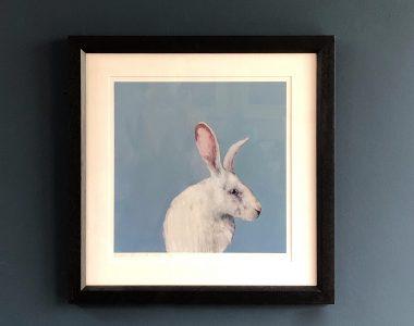 Broken Bunny I - fine art print - by Heidi Wikcham