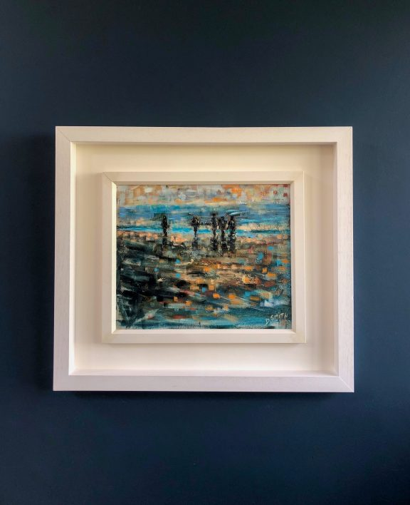 People of the Sea by Danny V Smith for Kilbaha Gallery