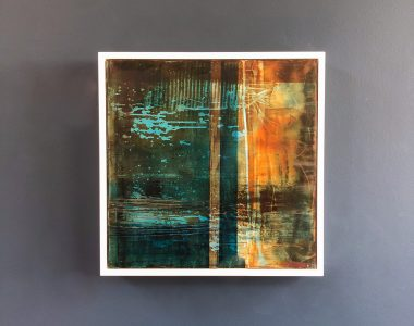 Convergence II - by Gillian Murphy for Kilbaha Gallery