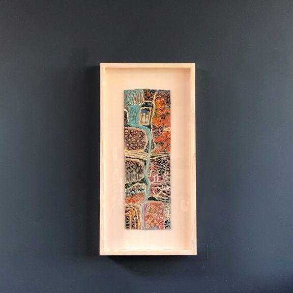 Vertical Garden by Carmel Madigan for Kilbaha Gallery