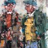 Mens Talk by Danny V Smith for Kilbaha Gallery
