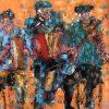 Trad Session by Danny V Smith for Kilbaha Gallery