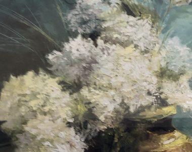 Hydrangeas by Anna St George