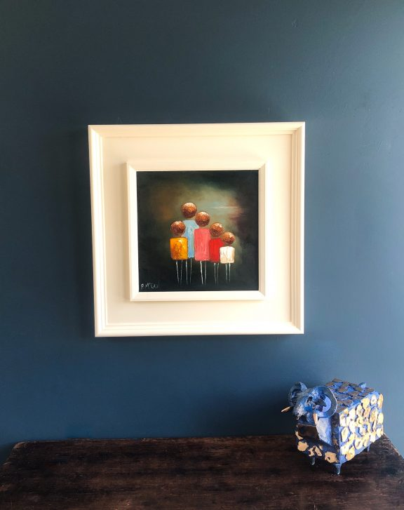 In this Together by Padraig McCaul for Kilbaha Gallery