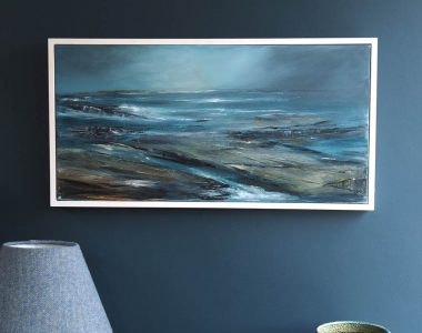 Water and Wild by Gillian Murphy for Kilbaha Gallery