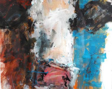 Cow by Danny V Smith for Kilbaha Gallery Buy Irish Art Online