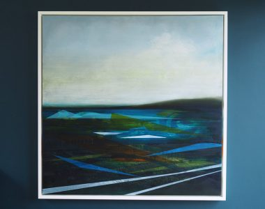 Lie of the Land by Gillian Murphy for Kilbaha Gallery Buy Irish Art Online