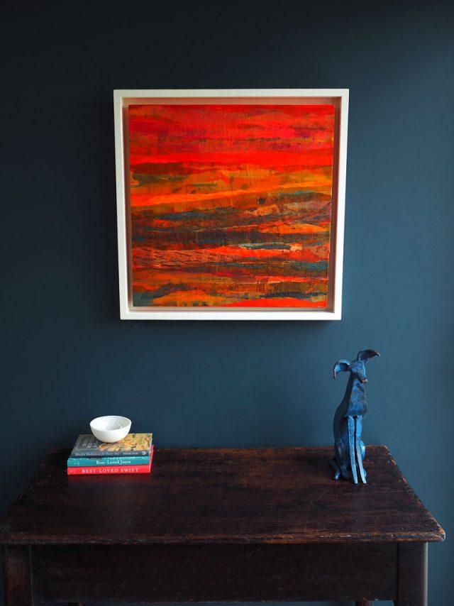 Kim Thittichai Ross Sunset Kilbaha Gallery Buy Irish Art Online