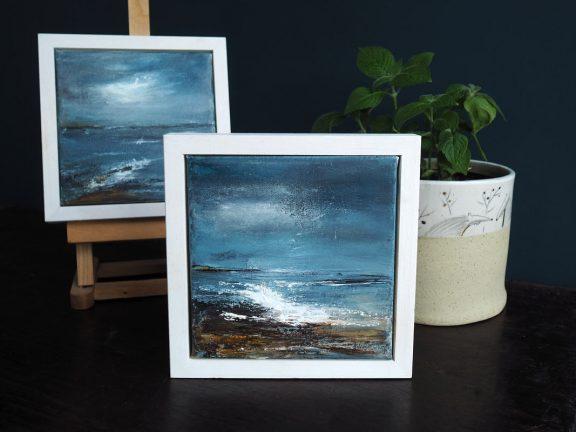 Sea Dream Duo by Fiona Quinn Cartwright Buy Irish Art Online Kilbaha Gallery