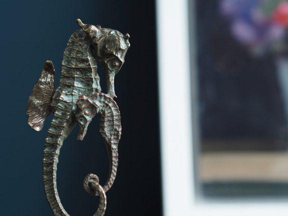 seahorse by Arturas Kilbaha Gallery Buy Irish Art Online
