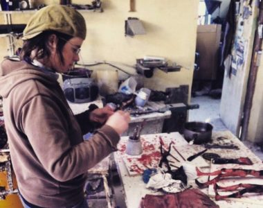 Ireland's Sculptors – Clo at Work