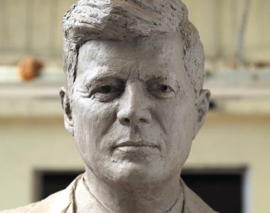 Commemorative Art Ireland -John F Kennedy, Bruff, Co. Limerick