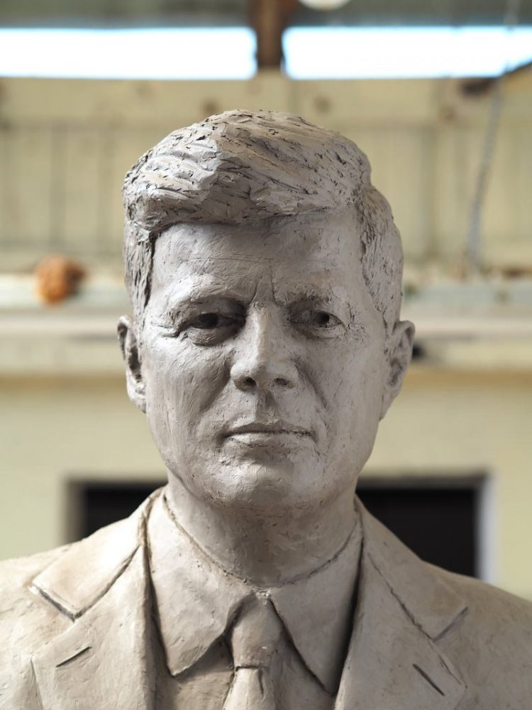 Commemorative John F Kennedy by Seamus Connolly