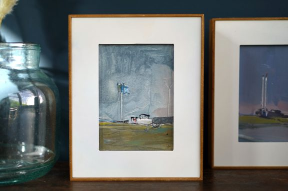 Flags Kaye Maahs for Kilbaha Gallery Buy Irish Art Online