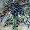 Freedom Blossoms iii Carmel Madigan for Kilbaha Gallery Buy Irish Art