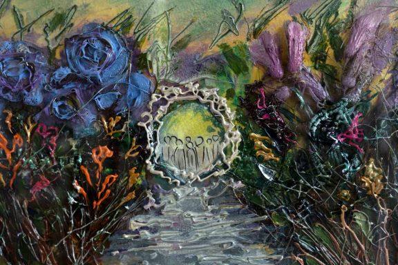 Summer Walkers - Carmel Madigan for Kilbaha Gallery - Buy Irish Art