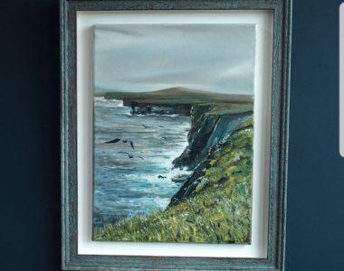 Loop Head by D for Kilbaha Gallery Buy Irish Art Online