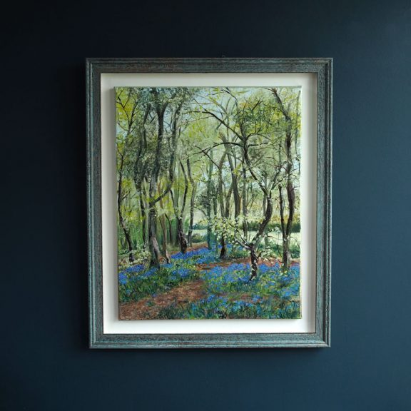 Vandeleur Gardens - Buy Irish Art - D - Kilbaha Gallery