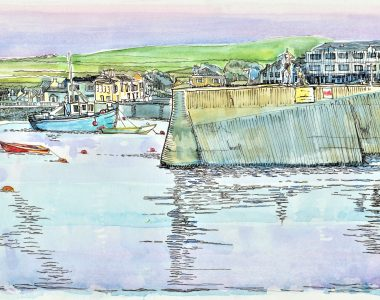 The Pier Kilkee - Ruth Wood - 2020