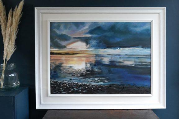 Reflections II by D for Kilbaha Gallery Buy Art Online