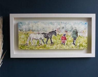 Aideen Monaghan for Kilbaha Gallery Buy Irish Art Online