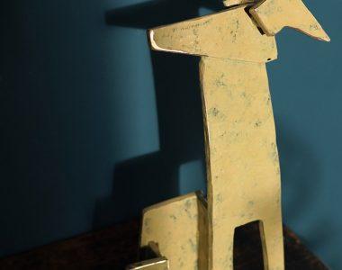 Bronze by Seamus Connolly for Kilbaha Gallery Buy Irish Art Online