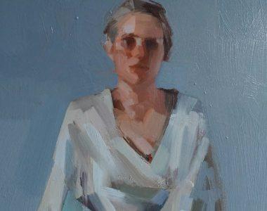 Studio Days Bairbre Duggan for Kilbaha Gallery Buy Irish Art Online
