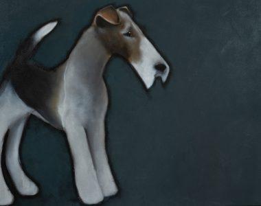 Arthur by Heidi Wickham for Kilbaha Gallery Buy Irish Art Online